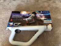 PS4 farpoint VR Game with aim gun controller