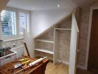 Looking for Extra Work Plasterer/Tiler/Painter&Joiner