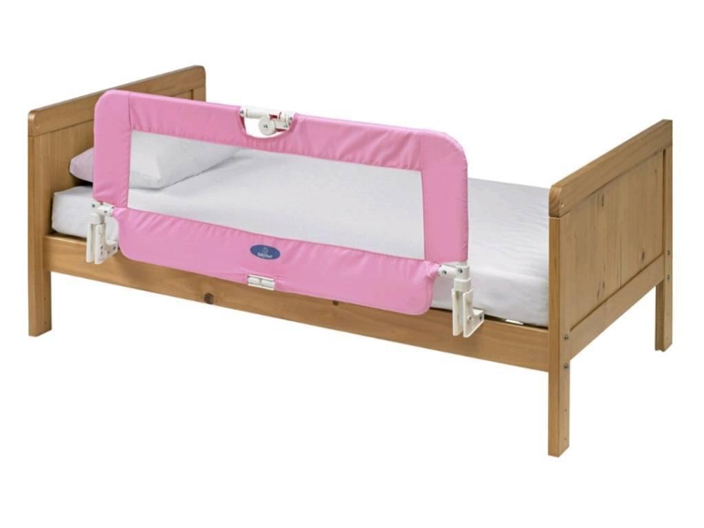 Cuggl Pink Bed Rail/Bed Frame | in Brockworth, Gloucestershire | Gumtree