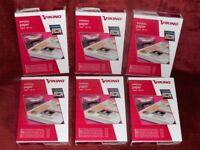 Viking imperial A4 Inkjet /Laser Premium white paper 100g sheets / 3000 sheets . NEW SEALED PACKS