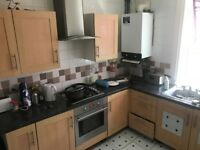 A good sized 2 bed flat, double glazed, gas central heating £650 a month and rent in advance