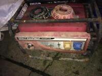 Generator Honda Engine