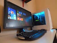 The King -Gaming PC / GTX Titan Black/ 16GBRam/Acer 27 LED Monitor + EXTRAS