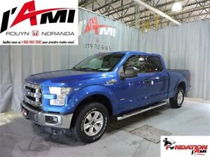 2016 Ford F-150 XLT SUPER CREW MAGS
