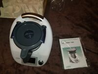 NEW THERMOMIX TM5 BOXED WITH INSTRCTION MANUAL, NEW COOK BOOK , CHIP AND ALL ACCESSORIESS