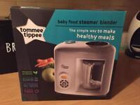 Brand New Tommee Tippee Steamer Blender