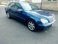 Mercedes Benz c class 2.7 cdi Automatic Full Service history Long mot Cheapest price
