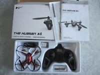 HUBSAN X4 H107C QUADCOPTER WITH CAMERA