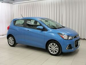 2017 Chevrolet Spark EXPERIENCE IT FOR YOURSELF!! LT 5DR HATCH 4