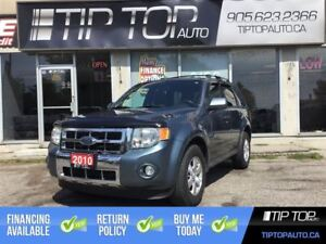 2010 Ford Escape Limited ** Leather, 4WD, Bluetooth, Sunroof **