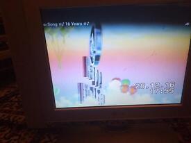 LG 19 inch tv
