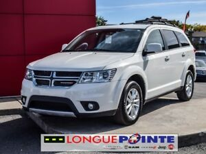 2018 Dodge Journey SXT  7 PASSAGER- AWD - TRACTION INTERGRALE