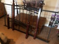Single bed frame for sale - good condition