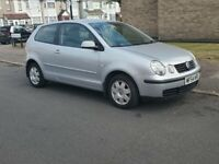 Volkswagen, POLO, Hatchback, 2004, Automatic petrol, 1390 (cc), 3 doors, only 71 k ,quick sale