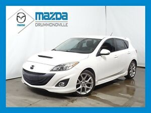 2012 Mazda Mazdaspeed3 +BLUETOOTH+SIEGES CHAUFFANTS