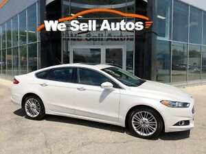 2016 Ford Fusion SE AWD *LOADED*CLEAN HISTORY*