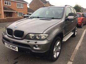 2005 (05) BMW X5 3.0 D in Grey ** 2019 Mot ** Drives A1 **