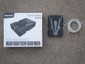 Kworld GM220 gaming maker video capture device