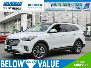 2018 Hyundai Santa Fe XL Luxury 6 Passenger**NAVI**REAR CAMERA**