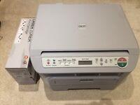 Brother DCP-7030 Laser Printer & Scanner