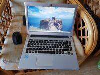 Perfect working order acer aspire v5-471 windows 7 500 g hard drive 6g memory wifi webca