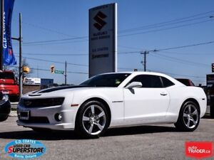 2011 Chevrolet Camaro 2LT RS ~Heated Leather ~20 Inch Wheels ~Ve