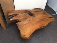 Ancient Mariner coffee table