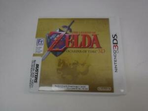 Nintendo 3DS The Legend of Zelda Ocarina of Time - We Buy and Sell Video Games and Game Consoles - 10021 - DR123408