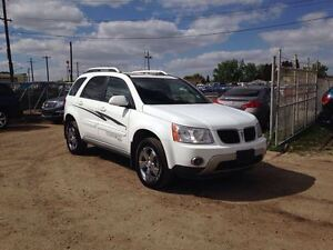 2008 Pontiac Torrent GFX All Wheel Drive!!!