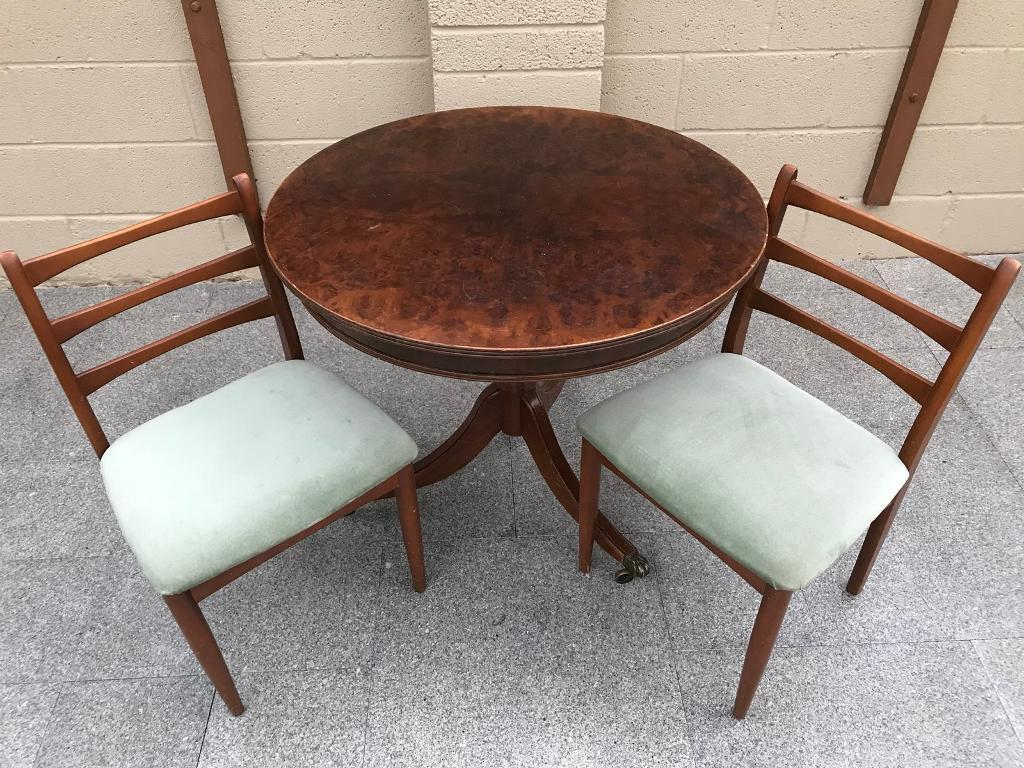 Dining table and 2 chairs | in Portsmouth, Hampshire | Gumtree