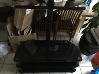 LOGIK S105BR14 TV Stand with Bracket