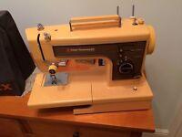 Frister Rossmann Cub 4 Sewing machine