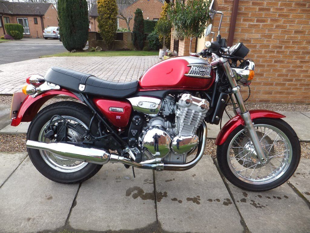 Triumph Thunderbird 900, 1997, 16,124 miles. Fantastic condition