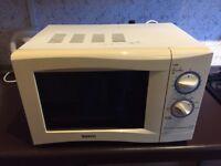 Sanyo retro microwave - 800W