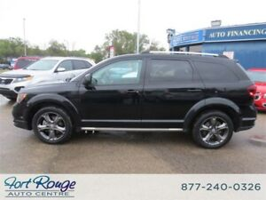 2015 Dodge Journey Crossroad AWD - 7PASS/SUNROOF/CAMERA