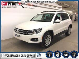 2013 Volkswagen Tiguan COMFORTLINE, TOIT PANO, CUIR !