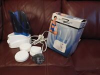 Facial Sauna by Body Form New Never used. Excellent condition.