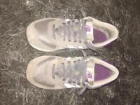 New balance trainers size 7