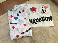 1D (One Direction) Single Duvet Set