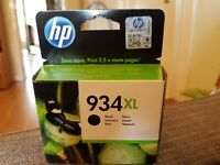 HP black ink 934XL for HP officejet pro 6230 e-printer or 6830 e-AiO