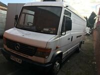 2003 Mercedes Vario 814D (Refridgerated Vehicle)