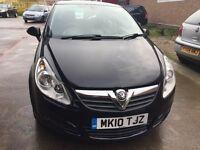 Vauxhall Corsa 1.2Desiel, One year MOT, Comfy small car driving