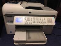HP Photosmart printer, scanner, fax and copier all in one
