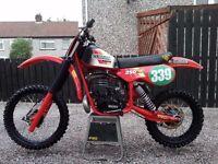 Maico 250cc Classic Motorcross bike
