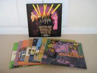 Box Set of vinyl LPs - Great British Dance Bands 1939-1945