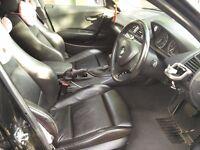 *** BMW 120i Sport Auto, Black, Leather Seats, Very LOW mileage, Nice Runner. ***