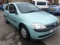 VAUXHALL CORSA 1.2 ONLY 36000 GENUINE MILES STUNNING FOR YEAR