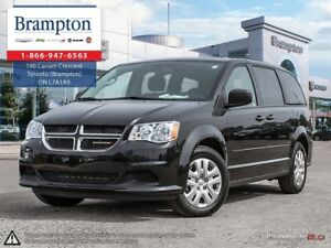2017 Dodge Grand Caravan SXT | USED DEMO | FULL STOW N'GO | UCON