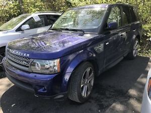 2011 Land Rover Range Rover Sport Supercharged DISPONIBLE BIENTO