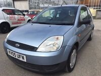 2005 IMMACULATE CONDITION FORD FIESTA FINESSE 1.4TDCI,12 MONTHS MOT,HPI CLEAR,LOOKS AND DRIVES GREAT